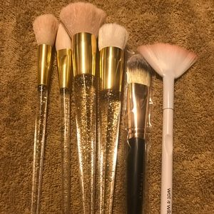 Jessica Simpson Makeup Brush Set With NEW Morphe